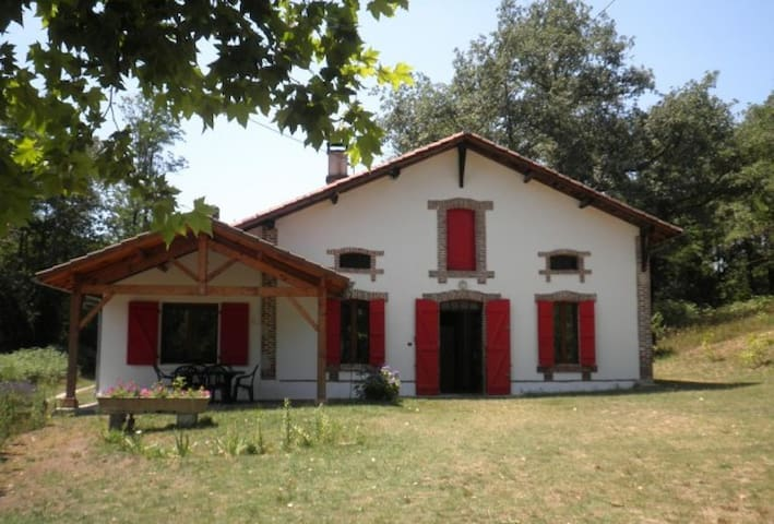 Petit Beillons - Pouydesseaux - Dům