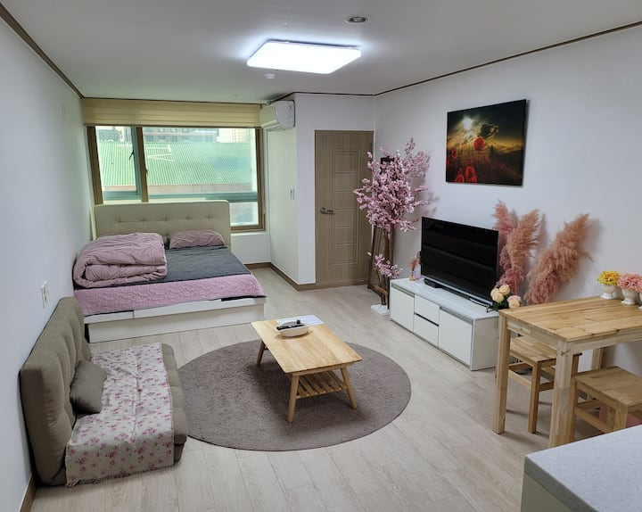 Yeonsan-Station 5min. Perfectly Lovely House