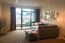 Executive Apartment in CBD with Great Views!