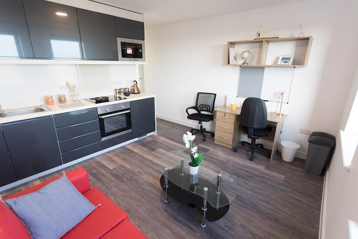 Welcoming Deluxe One Bed Apartment, City Road