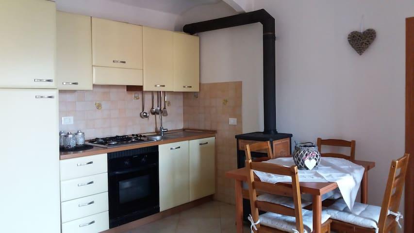 La casetta di Marina - San Lazzaro Reale - Appartement