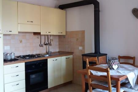 La casetta di Marina - San Lazzaro Reale - 公寓