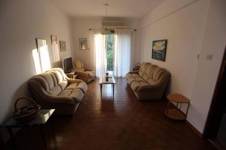 NIKOS Poseidonos Apartment