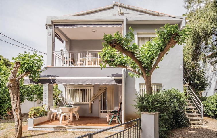 Holiday apartment with 3 bedrooms on 70m² in Benicassim