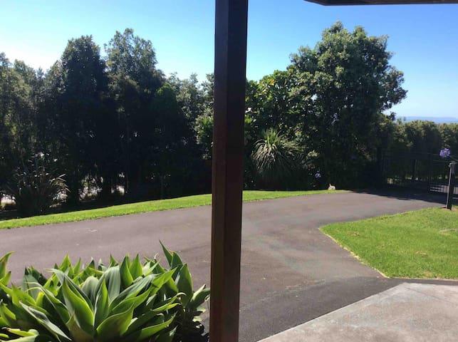 Maro Views, Large Self Contained Studio, Te Puna