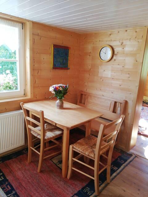 Gemütliche Wohnung in Einfamilienhaus