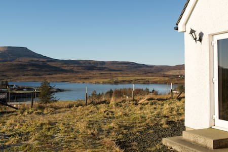 Knana Lodge - Beautiful Views - Dunvegan