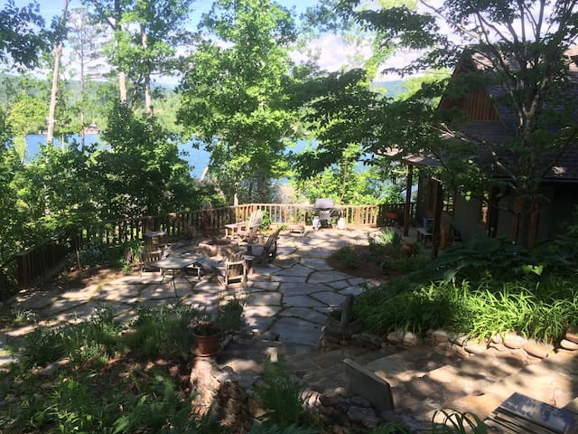 Blackberry Cove on Lake Burton - Clarkesville - Haus