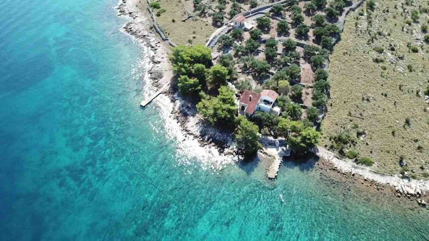 Kornati,Croatia,Robinson holiday,Island Žut