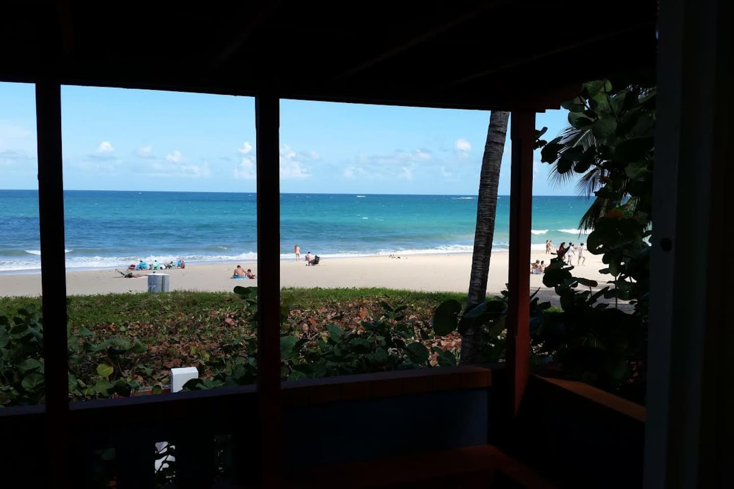 Beautiful Beach Front Home Houses For In San Juan Puerto Rico