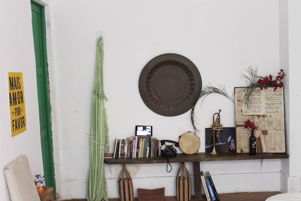 Detalhe sala