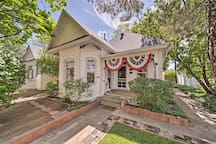 Take a trip back in time to this charming 2-bedroom, 1-bath Prescott Victorian!