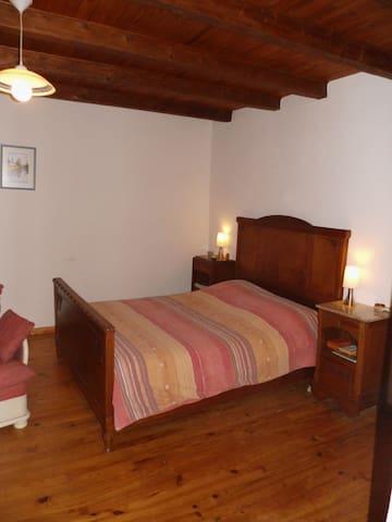 Chambres d'Hôte dans Ferme Equestre - Lachapelle-Sous-Chaux - Bed & Breakfast