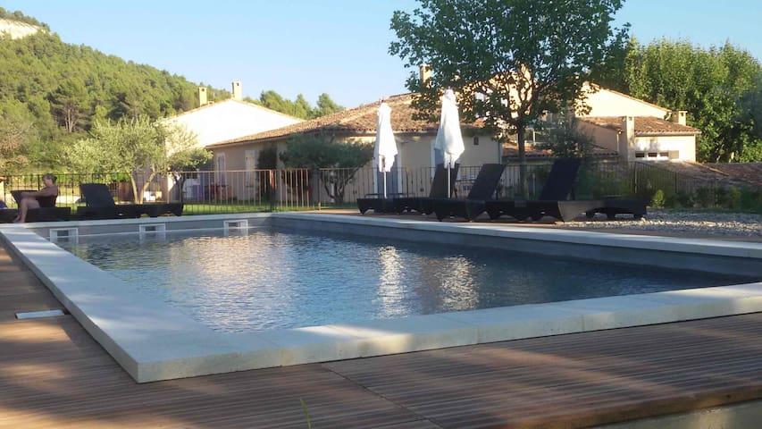 Maisons d'hôtes dans le Luberon - Gargas - 公寓