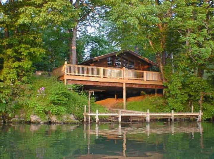 River Haven Cabin-COUNTRY SECLUSION