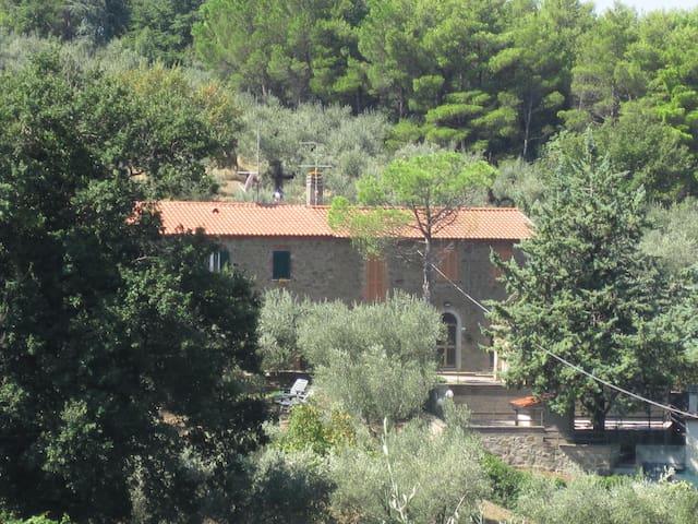 Casale Fabio Gise(URL HIDDEN) Loc. cerqua sasso,47 - Passignano sul Trasimeno - Casa