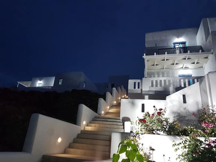 Villa Shell (Aegean Sea Villas) - Seaside Villa