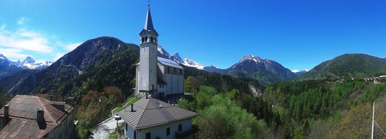 Take your time in the Dolomites - Valle di Cadore