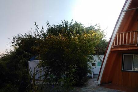 Cabaña Alpina en centro de Peña de Bernal Qro. - Bernal