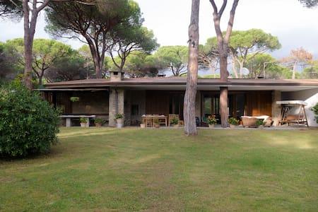RoccAmare - spaziosa villa al mare  - Castiglione della Pescaia - Vila