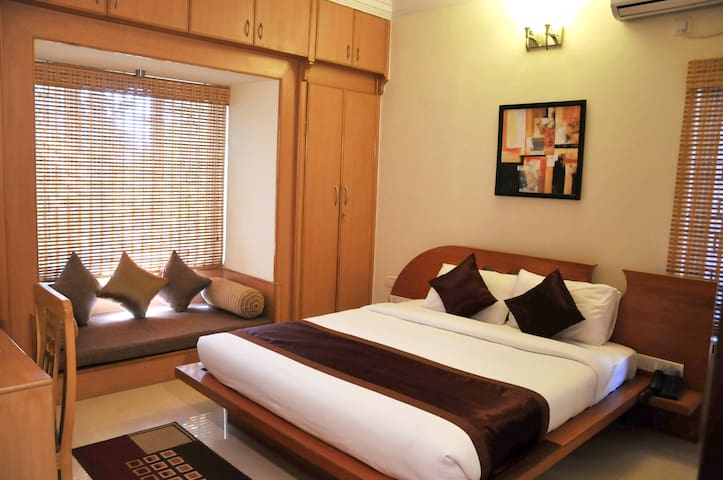 2 BHK Honey Vue Luxury Apartment
