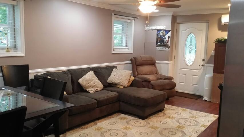 Private apartment 2 miles from Beaver Stadium - State College - Appartement