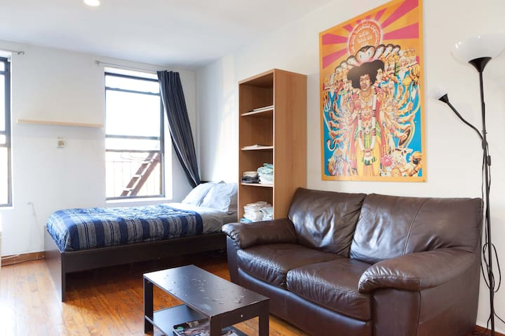 Studio Apt. Lower East - Manhattan