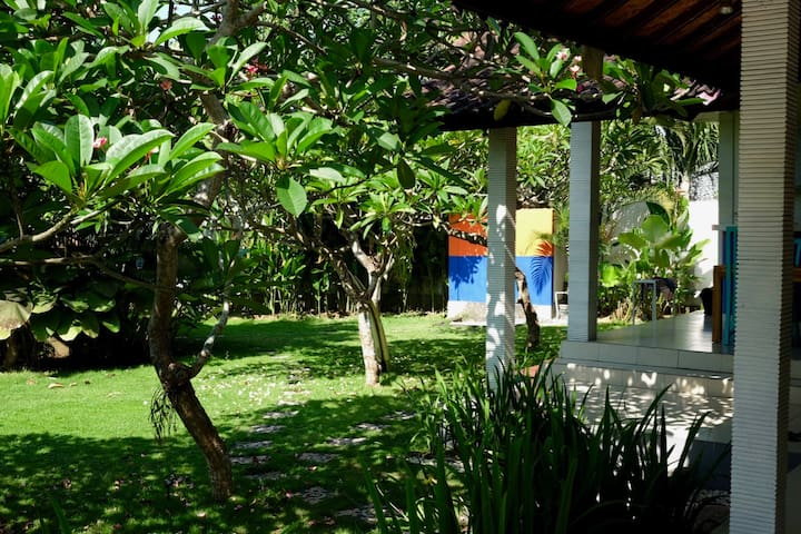 Quiet Green Paradise in the Heart of Canggu - North Kuta