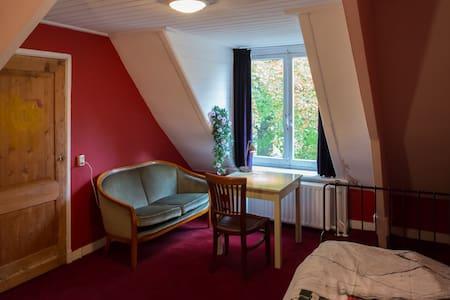 150m van Radboud Uni & UMC en HAN - Nijmegen - Villa