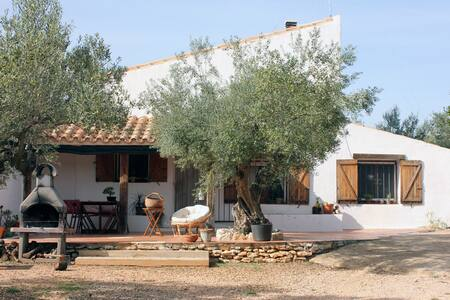 "Casa Rural ""El Viejo Olivo"" Doble - Tortosa"