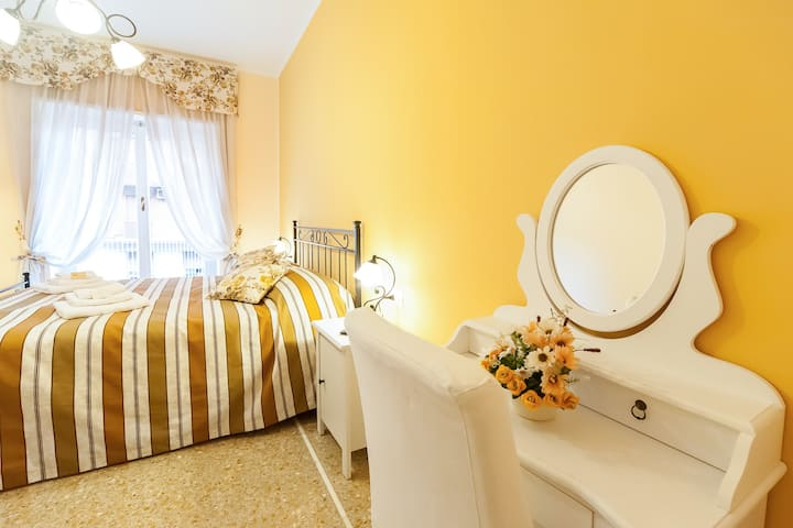 Nice Flat with 2 big rooms near Vatican and Subway