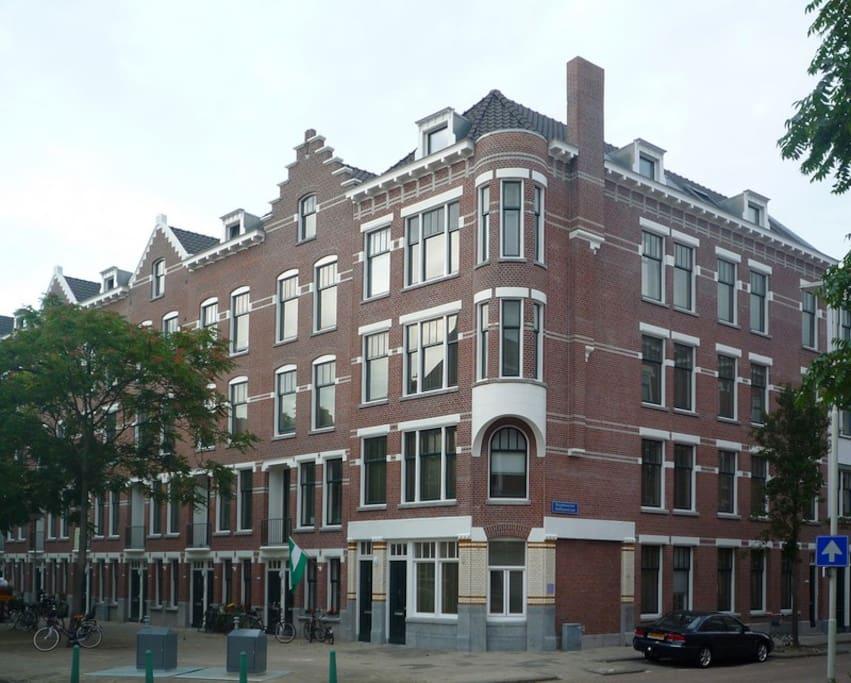 Rotterdam noordereiland huizen te huur in rotterdam for Te huur huizen in rotterdam