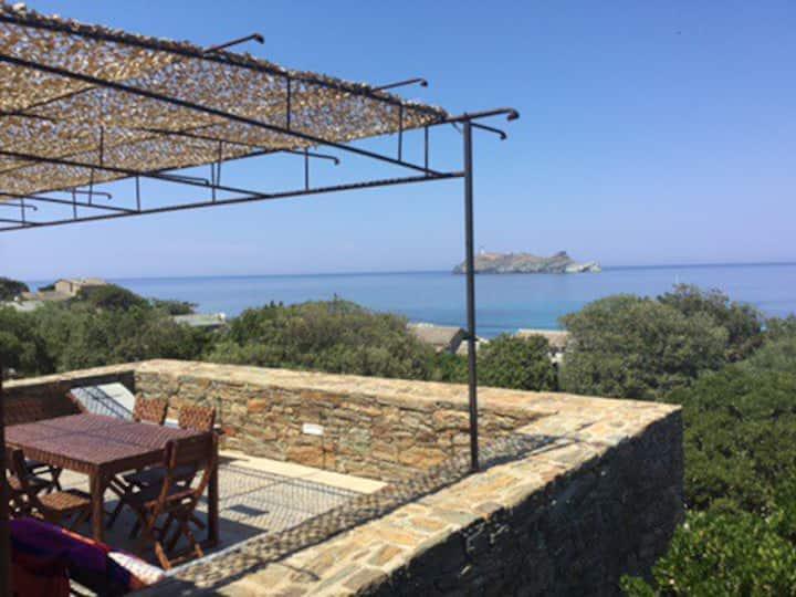 Sublime Barcaggio, Cap Corse