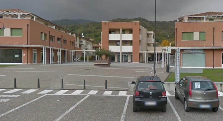 Appartamento 2 camere in centro a Pederobba