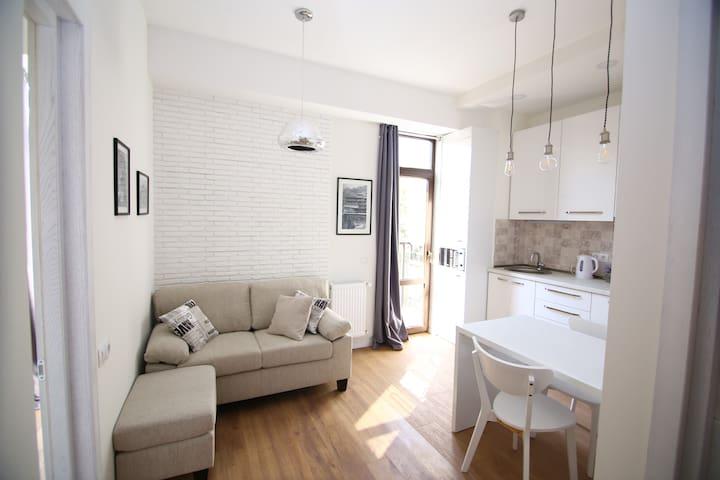 VaXo'S Apartment In Heart of Tbilisi, in AVLABARI