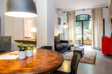 Tuscan Apt in the heart of Florence - Florence