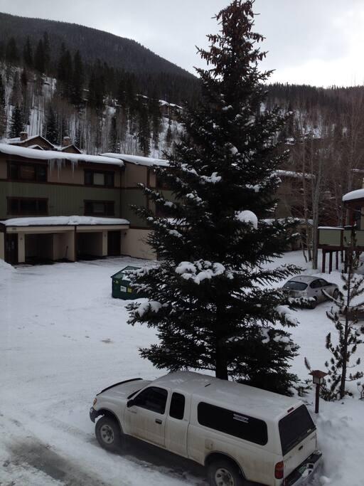 Great location for a ski vacation appartamenti in for Cabine in affitto nel parco invernale colorado