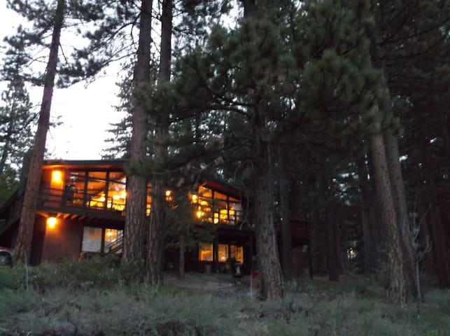 Lg Lk Tahoe Lakeview Home  Hot Tub  - Incline Village - Haus