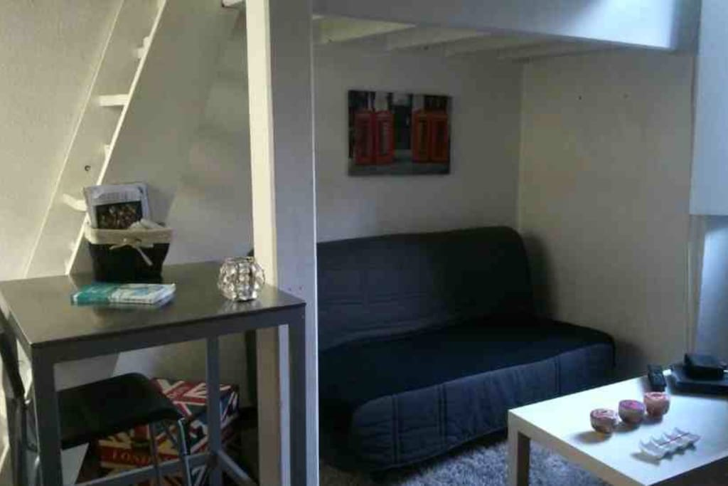 studio in the vieux lyon area apartments for rent in lyon rhone alpes france. Black Bedroom Furniture Sets. Home Design Ideas