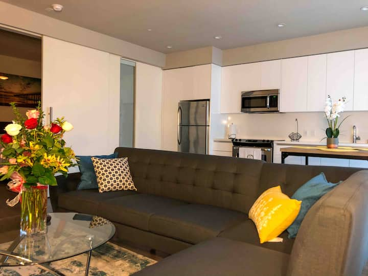 Luxxx Big Beautiful Luxury Apartment in DTLA☀️