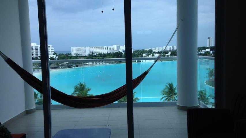 Apartamento de playa nuevo! - Antón