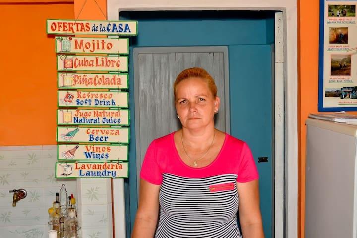 Villa El Mamey Sra. Yaslenis  (2 habitaciones)