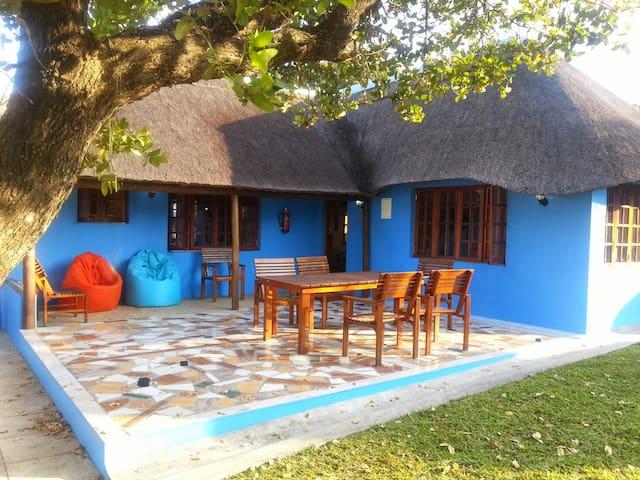 The Blue House (Casa Azul)