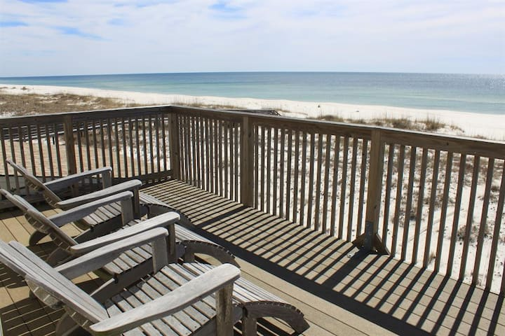 5BR Luxury Beachfront House Perdido - Perdido Key - House