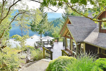 Oceanside Vacation Rental Suite. - Sechelt - Talo