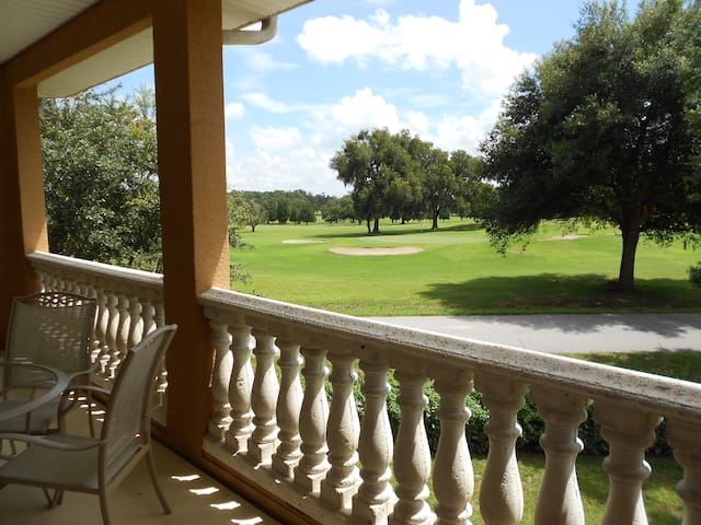 Golf course condo - Inverness - Apartamento