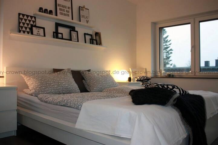 schöne wohnung- Nice room