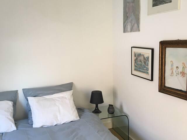 separate bedroom