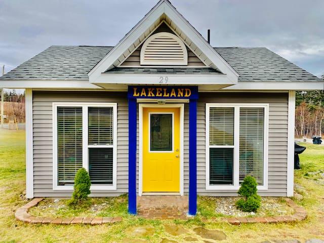Lakeland Cottages 1 Bedroom Cottage