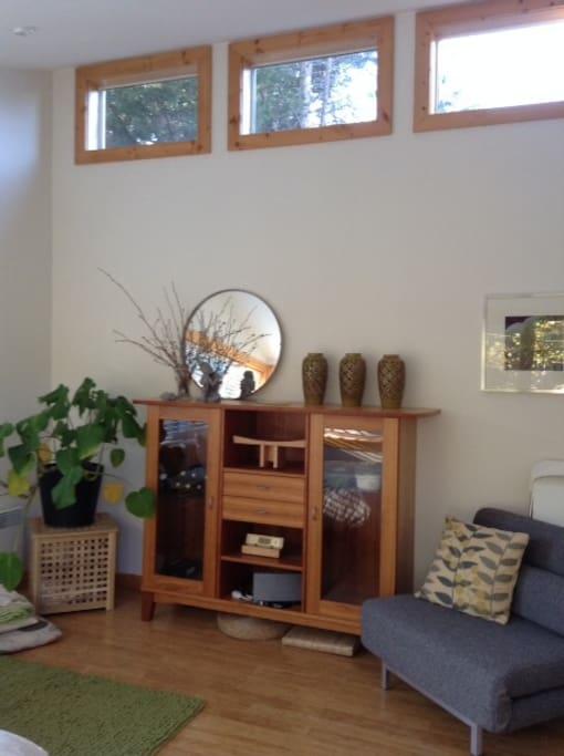 interior furnishings